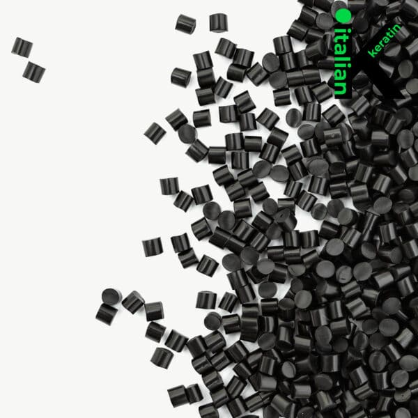 Italian Keratin Black Glue Granules