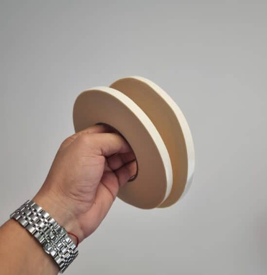 Double-sided adhesive tape for replacement of stickers 50m
